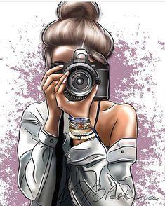 Cool Girl, Cute Girls, Marilyn Monroe Drawing, Beautiful Girl Drawing, Comic Art Girls, Girly Drawings, Fashion Wallpaper, Fashion Wall Art, Art Sketchbook