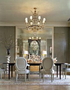 Trend Alarmı: Ayna Kaplama Duvarlar - Ev Dekorasyon Blogu - DekoBlog