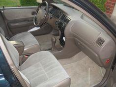 1997 Toyota Corolla Interior Pictures Toyota Corolla Toyota Corolla
