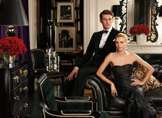 "the adventures of tartanscot™: ""Ralph Lauren - Apartment no. One . . . """