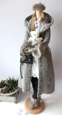 Tilda AlekSandra tilda doll home decor gift for by MadeByMiculinko
