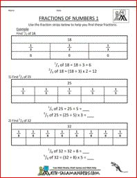 math worksheet : math worksheets number lines and fractions on pinterest : Finding Fractions Of A Number Worksheet