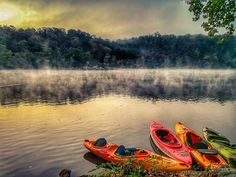 •⛺️🚣🏻♀️🎣⛰•. . We had a much needed escape this weekend. . #camping #campinghacks #campingfood #outdoors #hiking #kayaking #river #mountains #ncmountains #uwharrie #fallsreservoir #skyporn #fishing #rapids #fog #sunrise #forest #trees #wanderlust #photooftheday #naturephotography Nc Mountains, Campingfood, Camping Meals, Mountain S, Kayaking, Nature Photography, Sunrise, Fishing, Wanderlust