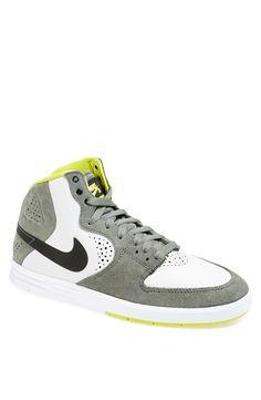 Cool Nike high-tops.