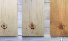 Aging wood to barn wood | Country Design Style | countrydesignstyle.com