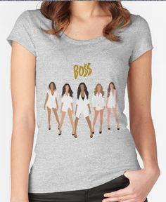 Boss  http://www.redbubble.com/people/celesten/works/22862914-boss?asc=u&ref=work_more_artist_works #boss #FifthHarmony #5H #Reflection #camila #ally #normani #dinah #song