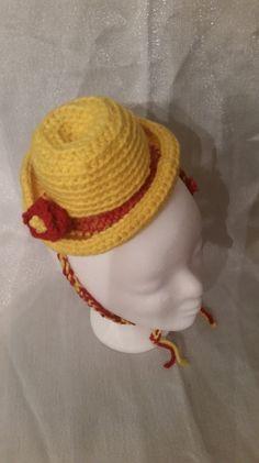 Häkelhüte - Partyhut - ein Designerstück von Pale01 bei DaWanda