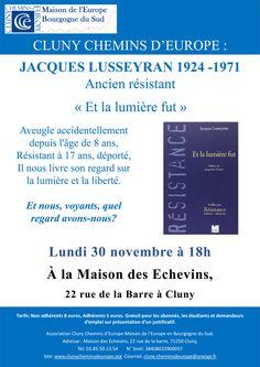 Atelier littéraire de Cluny chemins d'Europe le 30 novembre 2015.