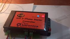 WIFI 3 PHASE STARTER CONFIG