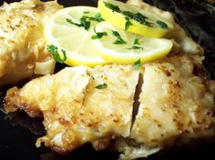 Lemon Chicken from Food.com:   A delightful taste of lemon sauce over this chicken recipe.