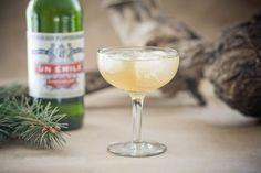 A Walk in the Woods -  1 1/2 oz. Single Malt Scotch 1/2 oz. Pine Needle Syrup* 1/2 oz. Absinthe