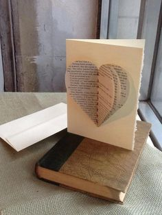 We now have handmade Valentine's cards created by artist Sarah K. Shearer. Pick yours up today!