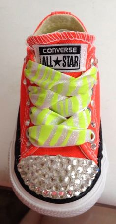 bedazzled converse