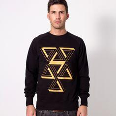 Triangle Signature Sweatshirt