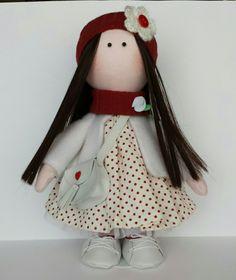 Muñequita tipo Gorjuss -Russian dolls - Encarnita