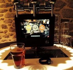 La tireuse à bière connectée. Made in Breizh ;-) V60 Coffee, Coffee Maker, Kitchen Appliances, Location, Smart Home, Diy Kitchen Appliances, Home Appliances, Drip Coffee Maker, Appliances