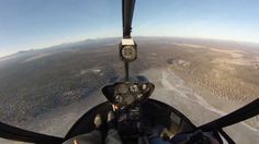 Settling with Power  - Helicopter Flight Maneuvers