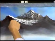 Bob Ross Full Episode - Majestic Mountains 2/5