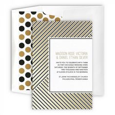 Crossings Wedding Invitation | eInvite.com