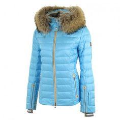Bogner Kylie-D Down Ski Jacket (Women's) - Blue