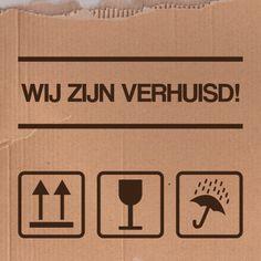Verhuiskaart. © De Schildertuin | http://www.schildertuin.nl