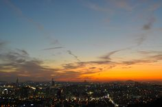 Seoul Sunset