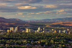 Reno Lens - cool photos of Reno Tahoe!