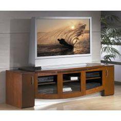 Flat Panel / Flat Screen TV Stand - Jazzy - JSP Furniture - J-30-C-SP at Select2Gether
