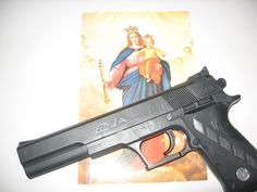 Barbet Schroeder/Fernando Vallejo: Our Lady of the Assassins Our Lady, Assassin, Hand Guns, Culture, Firearms, Pistols