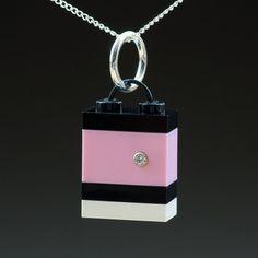 pinky slims pendant