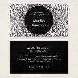 Impossible to Ignore_Black hole Business Card...