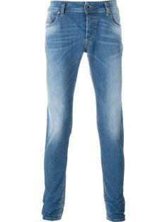 DIESEL 'Sleenker' Jeans. #diesel #cloth #jeans