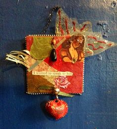 Wicked Heart by KimiKitsch on Etsy, $15.00