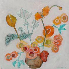 Sandrine Pellisier, fiori