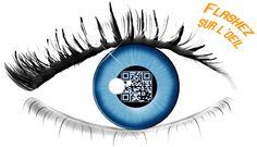 Site web de l'agence de communication digitale et globale VOTRE VISIBILITÉ http://www.votrevisibilite.fr en utilisant le QR Code
