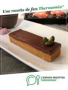 Piège au Spéculoos par AL3X. Une recette de fan à retrouver dans la catégorie Desserts & Confiseries sur www.espace-recettes.fr, de Thermomix®.