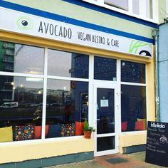 GDAŃSK | Avocado Vegan Bistro & Cafe, ul. Obrońców Wybrzeża 2