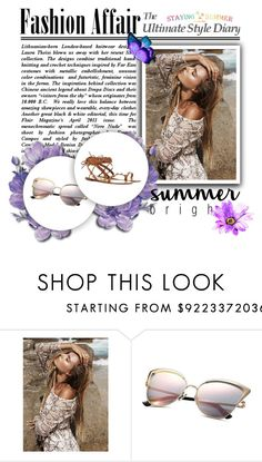 """""""II Stayingsummer / No.11"""" by eminica1111 ❤ liked on Polyvore"""