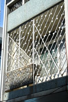看嘉義,鐵花窗