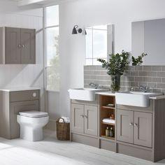 Burford Mocha Fitted Bathroom Furniture | Roper Rhodes#.VjZPnpVOdwE#.VjZPnpVOdwE