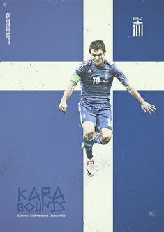 Brazil World Cup 2014. KEY PLAYERS on Behance