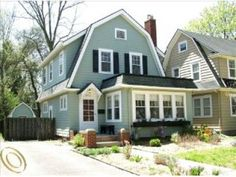 Choose Your Housing Style Dream Homes Dutch Colonial