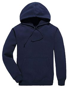 Minibee Unisex Hoodie Sweatshirt with Thickening Type and Front Pocket Navy Blue S Minibee http://www.amazon.com/dp/B012YRXZ5S/ref=cm_sw_r_pi_dp_GryUvb0SD6ZBY
