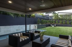 :: THE AVENUE :: Gallery :: Big House Little House :: Residential Building Design, Camp Hill, Outdoor Furniture Sets, Outdoor Decor, Big Houses, Modern Kitchen Design, Pergola, New Homes, Outdoor Structures