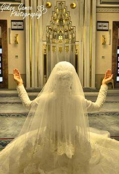 Bridal Dresses, Wedding Gowns, Bridesmaid Dresses, Hijabi Wedding, Turkish Fashion, Turkish Style, Muslim Brides, Islamic Girl, Bridal Lingerie