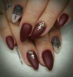 #gelnails #halloweennails #nails #blacknails #mattenails #fallnails #rednails #mattered #lacenails