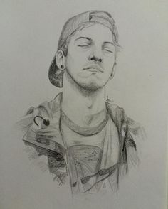 Clique Art |-/ Josh Dun drawings