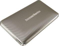 Harman Kardon - Esquire Mini Portable Bluetooth Speaker - Gold, HKESQUIREMINIGLDAM