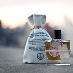 Love hand crafted scents/oils/colognes. Especially ones like this and Moonshine.