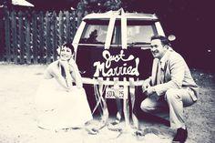 ideas for wedding send off | photo courtesy of cheap-wedding-planning.blogspot.com